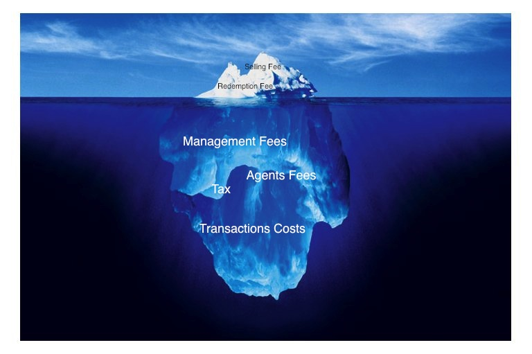 Iceberg of Costs
